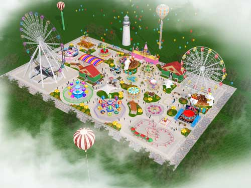 Amusement Park for Philippines-1