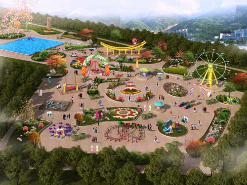 Amusement Park for Philippines-2
