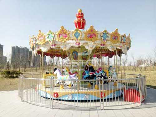 16 Seat Carousel