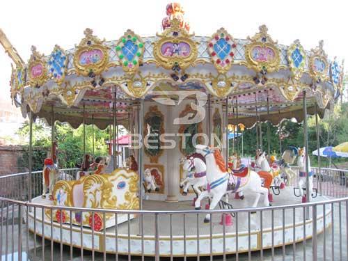 Funfair Carousel