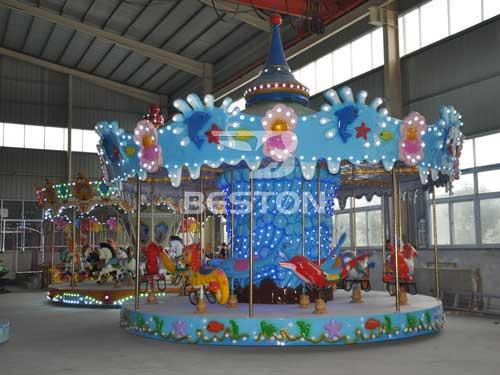 Ocean Theme Carousel