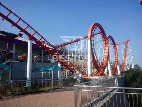 Four Loop Roller Coaster
