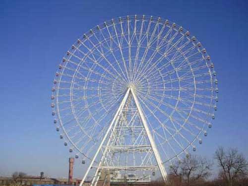 120 Meter Ferris Wheel Rides
