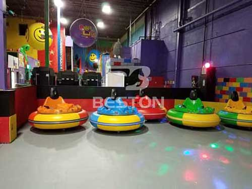 Indoor Inflatable Bumper Cars