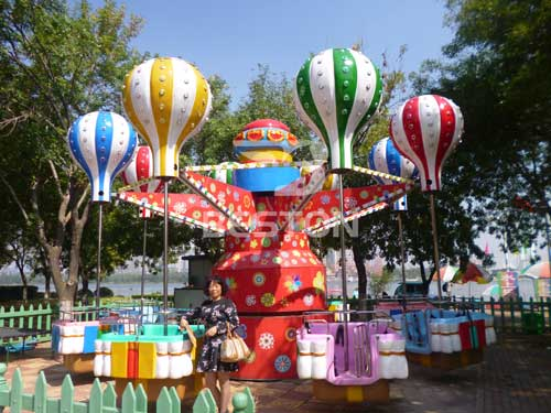 Samba Balloon Amusement Rides