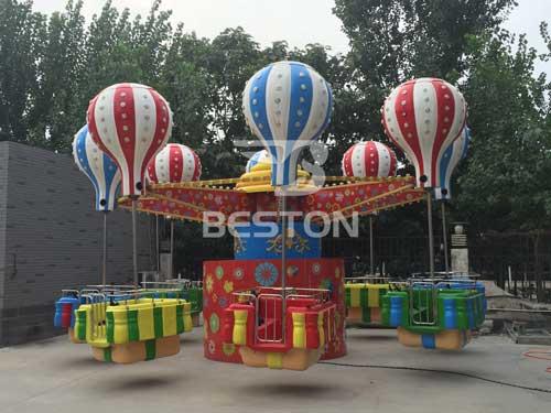 New Samba Balloon Rides