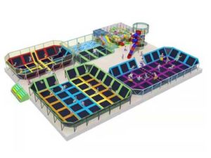 Super Trampoline Park Equipment