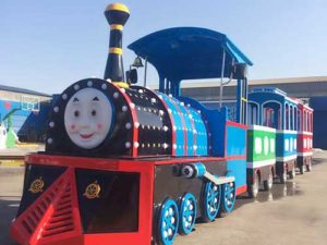 Kids Trackless Train Rides