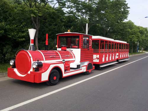 Large Trackless Train for Sale In Philippines