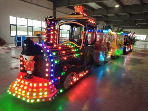 Kiddie Trackless Train for Sale In Philippines