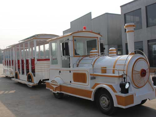 New Design Trackless Train for Philippines