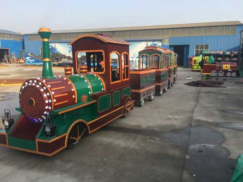 Vintage Trackless Train for Sale In Philippines