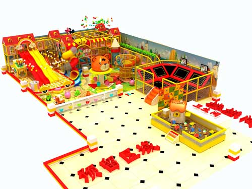 Indoor Playground Equipment for Philippines-2