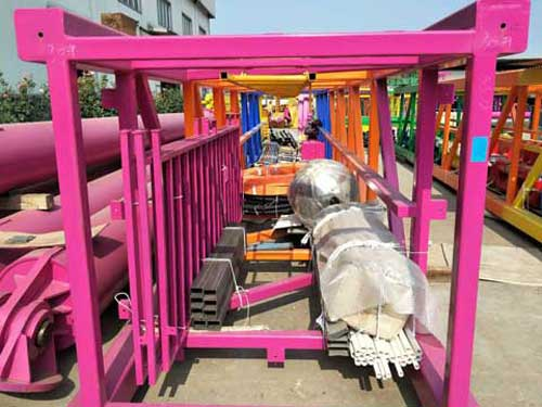Shipping Picture of Beston Swing Tower Rides