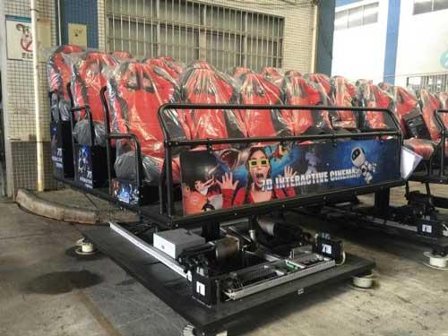 7D Cinema Equipment Price