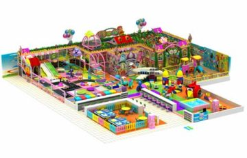 Beston Large Indoor Playground Equipment