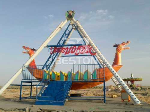 Dragon Pirate Ship Rides for Sale In Philippines