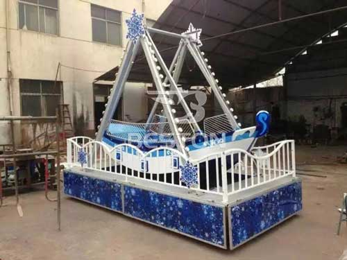 Ice Pirate Ship Rides