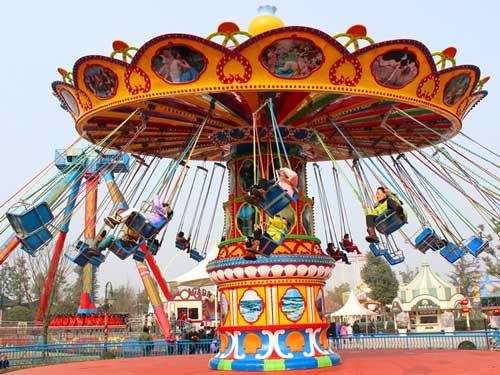 Large Swing Rides