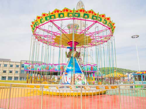 Fairground Swing Rides