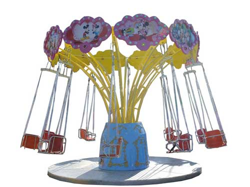 Mickey Mouse Swing Rides