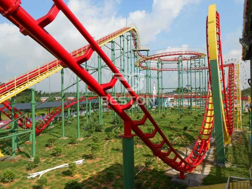 Thrill Rides - Roller Coaster
