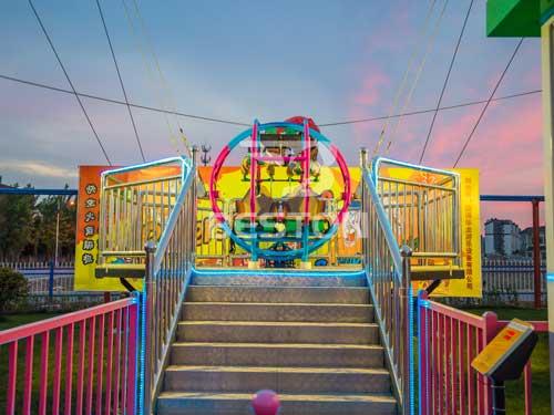 Slingshot Amusement Rides