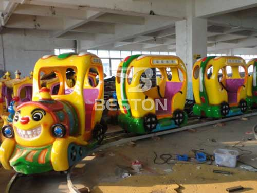 Naughty Kids Track Train for Philippines
