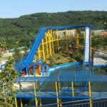 Log Flume Rides for Sale for Philippines