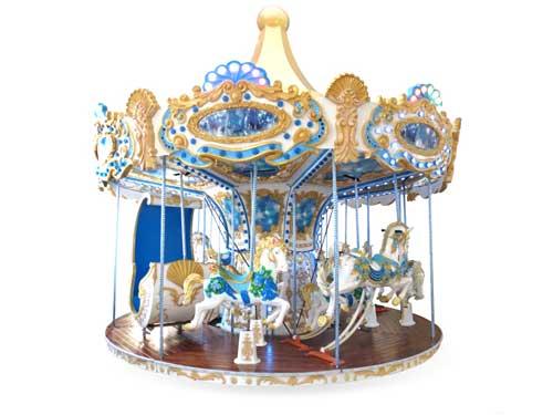 16 Seat Carnival Carousel Rides