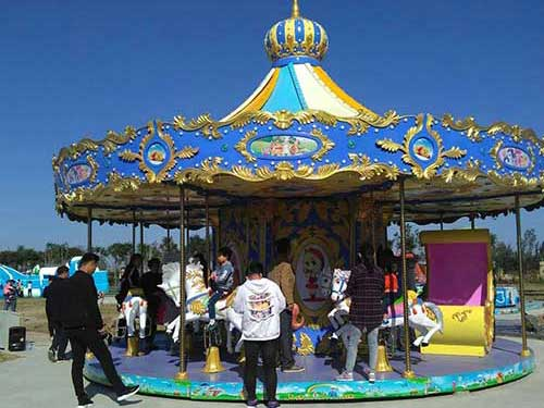 Carnival Carousel Rides for Philippines