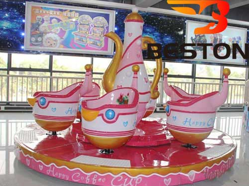 Kiddie Tea Cup Rides for Philippines