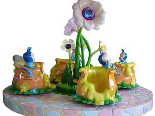 Flower Tea Cup Rides for Philippines
