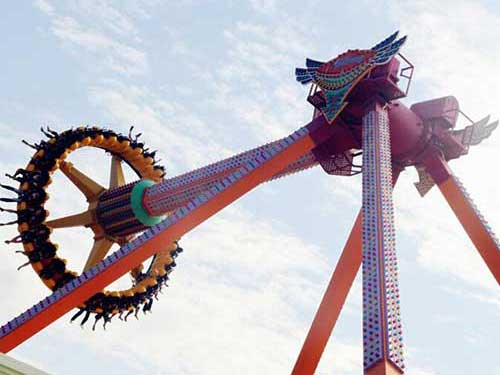 Carnival Pendulum Rides for Philippines