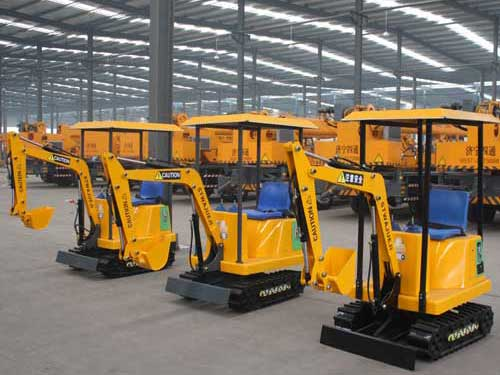 Kids Coin Operated Excavator Rides for Philippines
