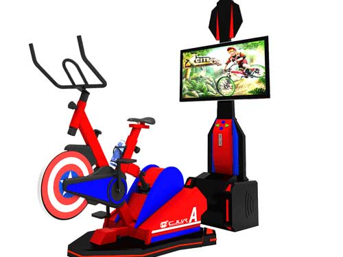 Coin Operated VR Rides for Sale