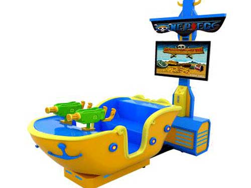 Coin Operated VR Pirate Boat for Sale
