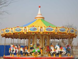 Top Drive Grand Carousel for Philippines