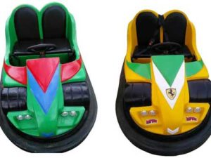 Battery Bumper Cars for Philippines