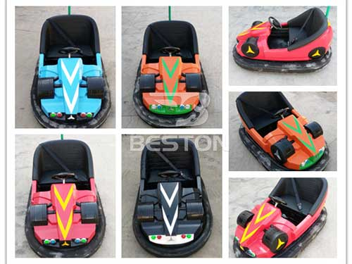 Electric Bumper Cars for Philippines