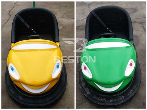 Kids Electric Bumper Cars