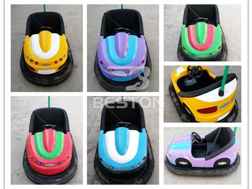 Beston Electric Powered Bumper Cars