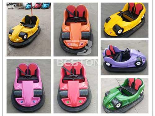 New Electric Bumper Cars