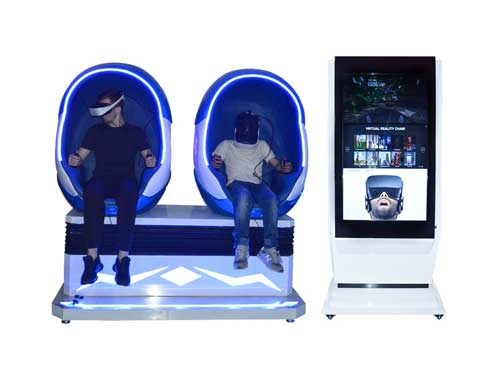 New 9D VR Rides