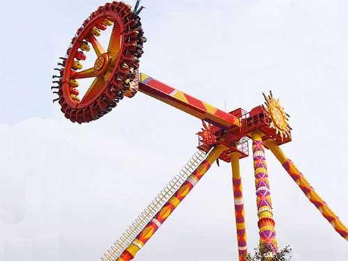 Big Pendulum Rides for Philippines