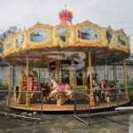 Carousel and Kiddie Plane Rides to Philippines