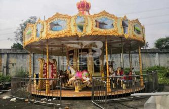 Beston New Carousel for Philippines