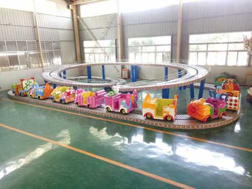 Mini Shuttle Kiddie Roller Coaster