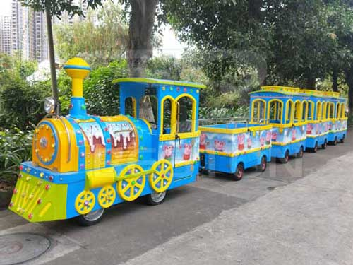 Trackless Train for Sale