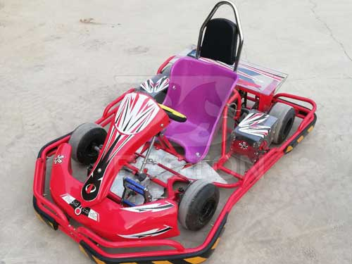 One Seat Electric Go Karts for Kids